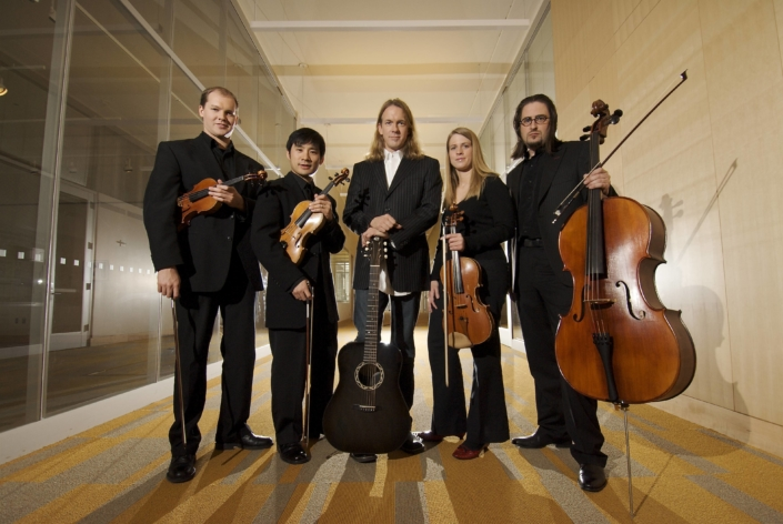 Billy McLaughlin, Eclectric String Quartet