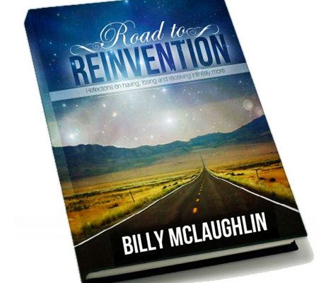 Billy McLaughlin Road to Reinvention