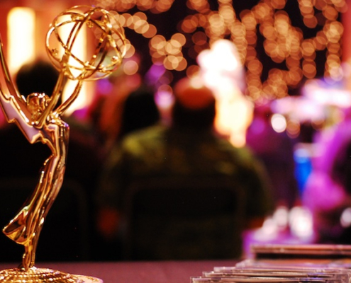 Emmy Award KPBS Studio, San Diego CA