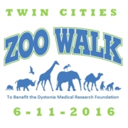 twin cities dystonia zoo walk