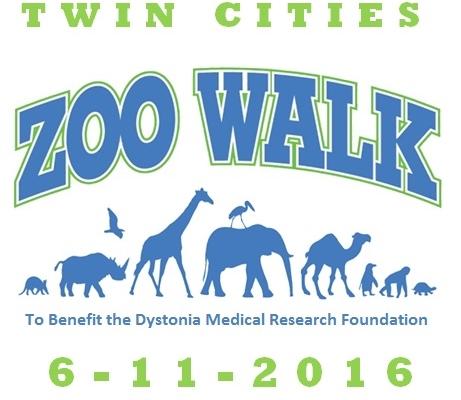 twin cities dystonia zoo walk