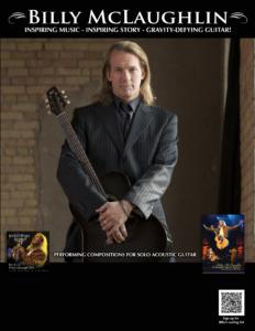 Billy-McLaughlin-Solo-Guitar-Poster