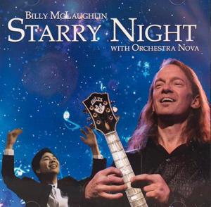 Starry Night with Orchestra Nova CD