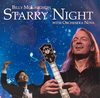 Starry Night with Orchestra Nova CD