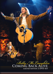 Billy McLaughlin Coming Back Alive DVD