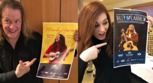 Mandy Harvey & Billy McLaughlin - Prosser WA @ BREWMINATTI