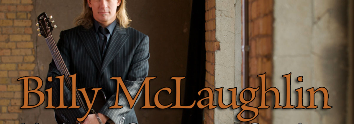 Billy McLaughlin Musician