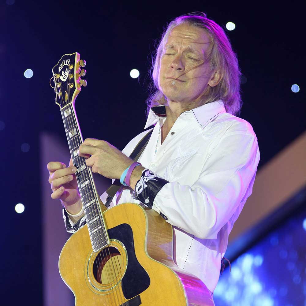 Billy McLaughlin Live on Stage