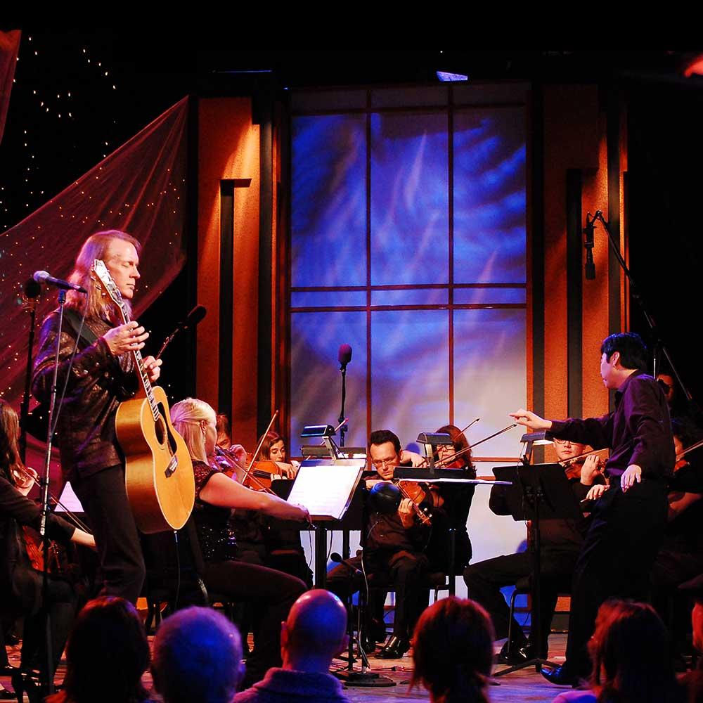 Starry Night With Orchestra Nova