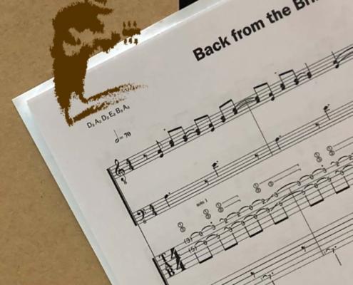 Sheet Music Transcripts