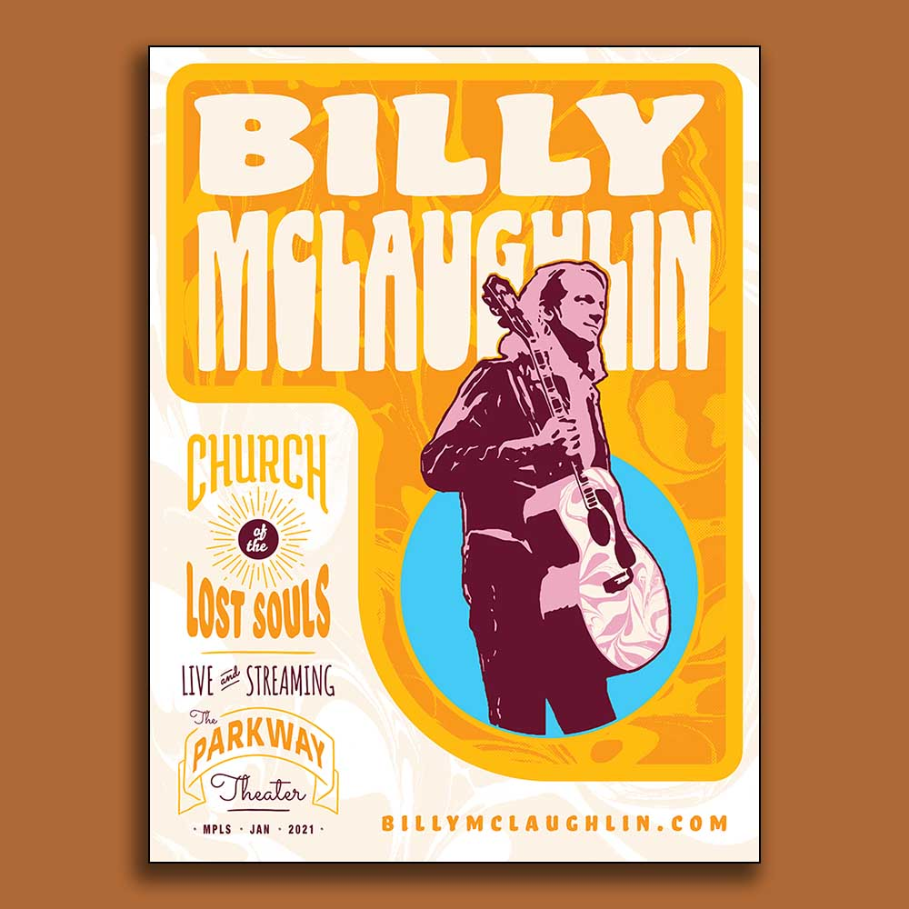 Billy McLaughlin and the The Church of the Lost Souls